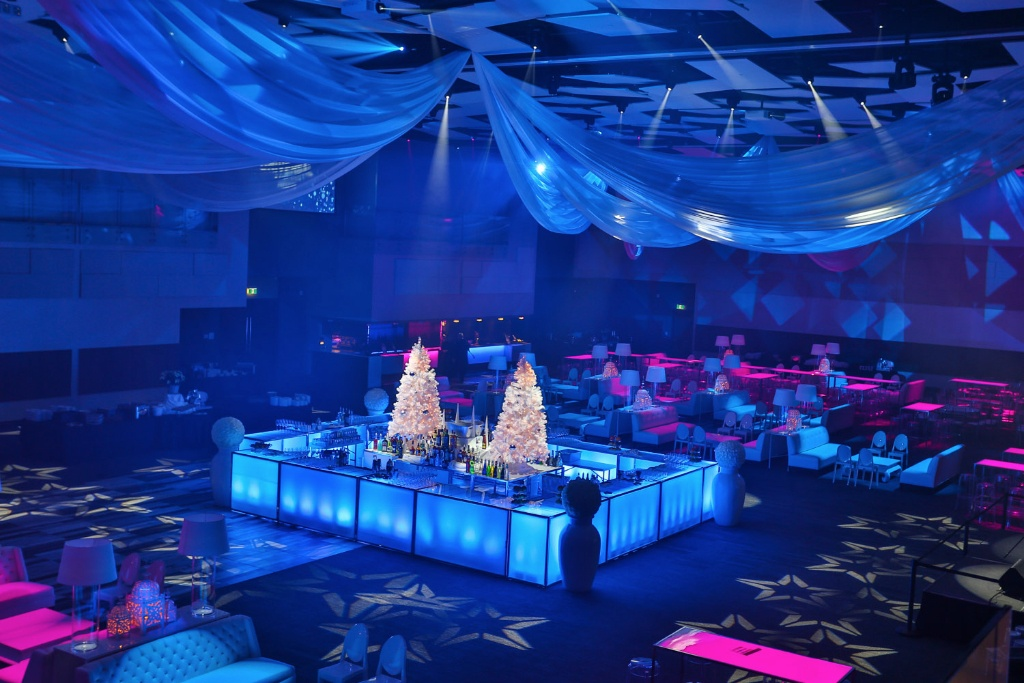 holiday event planning FAUR Event Staffing