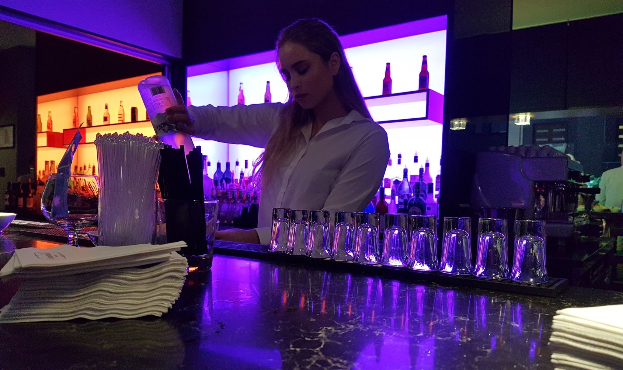private bartending