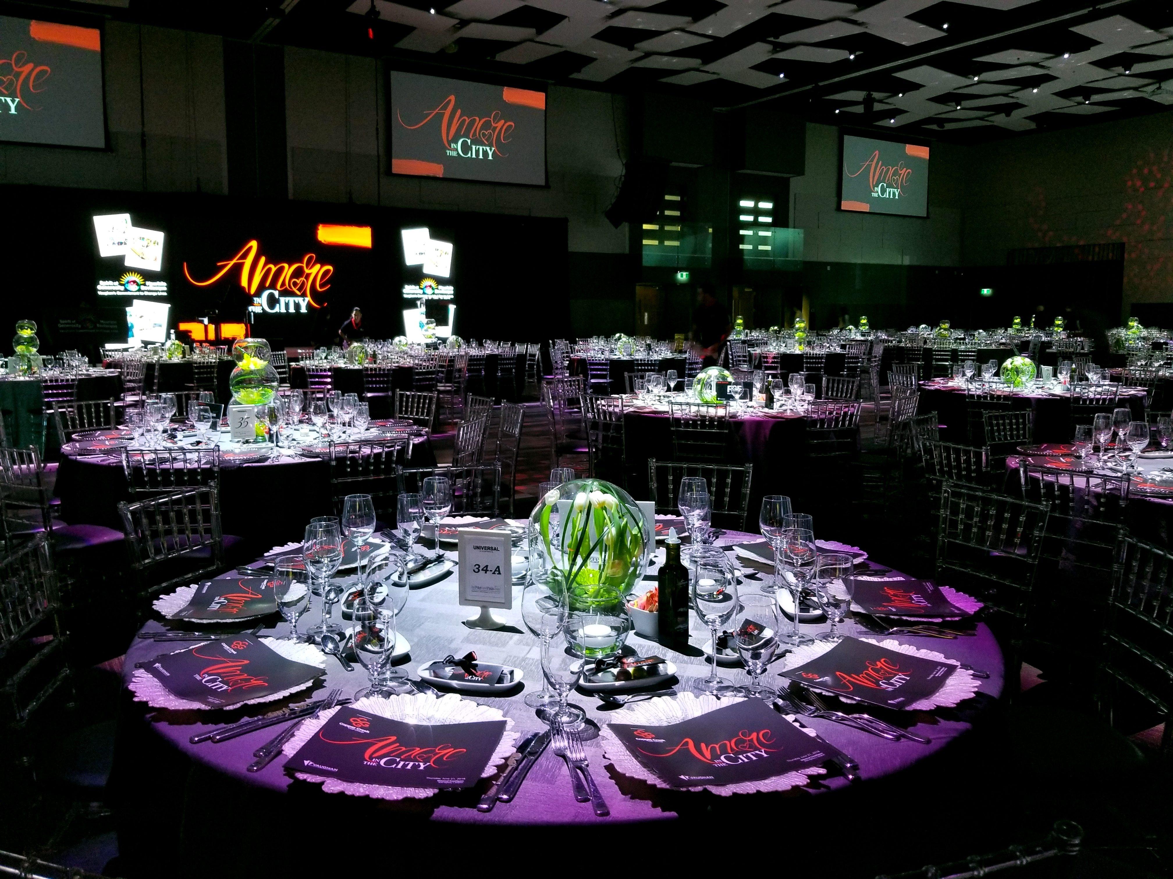 special event server toronto