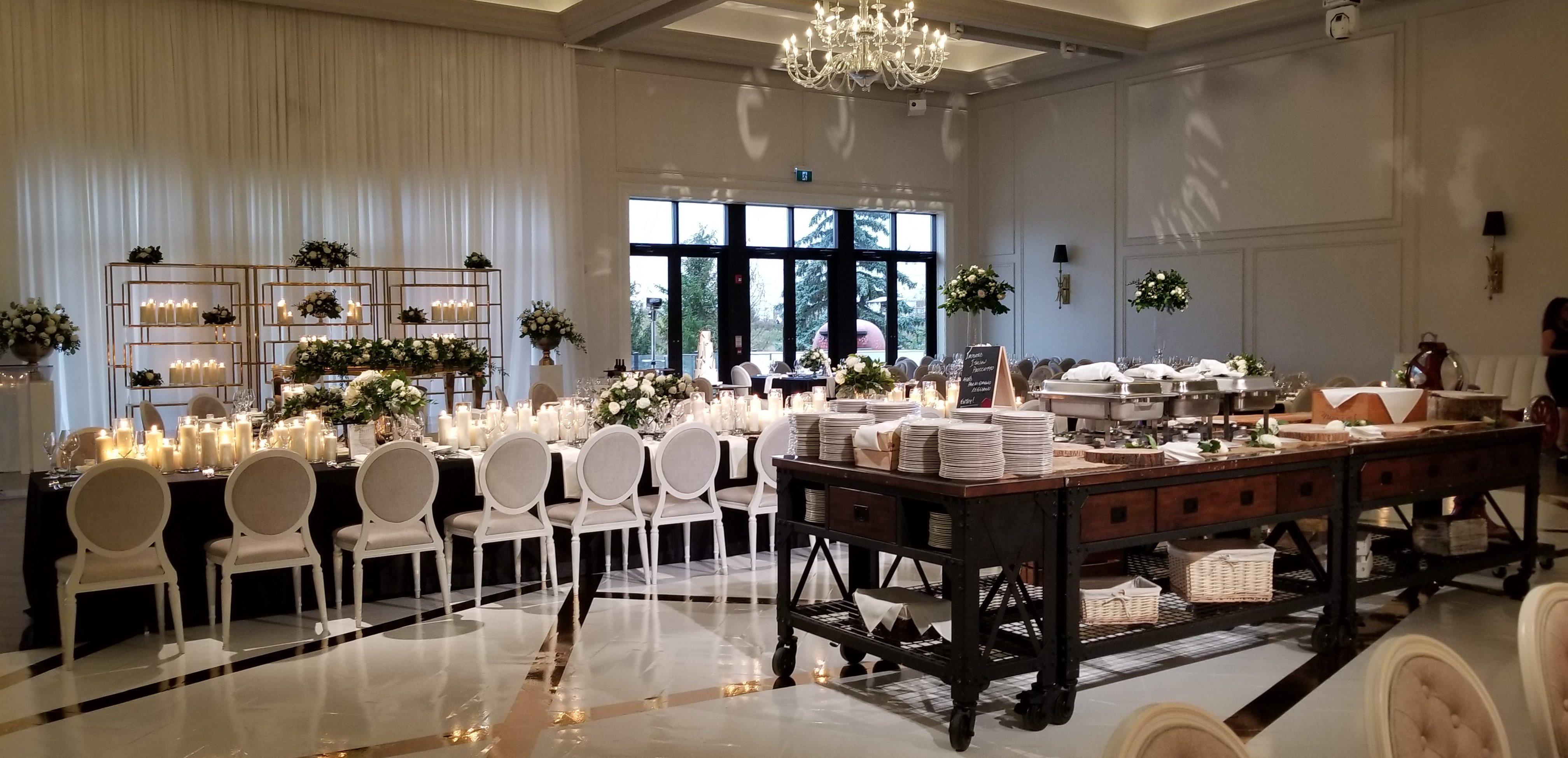 luxury wedding event planning Toronto
